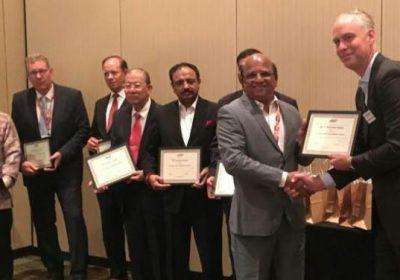 Global Print Leadership Award to TOPA President
